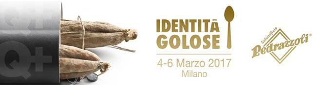 Butchery excellences at Identità Golose 2017 with the Q+ Line of Salumificio Pedrazzoli